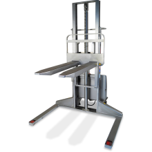 Semi-electric Straddle Stacker (Stainless Steel) Astrolift