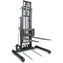 Semi-electric Straddle Stacker  Astrolift
