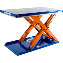 Scissor Lift Table Low (Electric) Astrolift