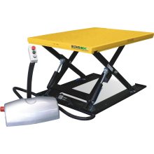 Scissor Lift Table Low Entry-Level (Electric) Astrolift