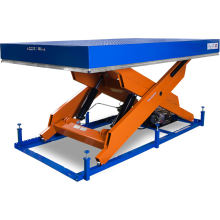 Dock Lift Table (Electric) Astrolift