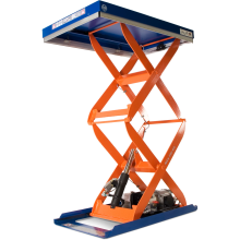 Scissor Lift Table Double-H (Electric) Astrolift