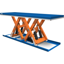 Scissor Lift Table Double-W (Electric) Astrolift