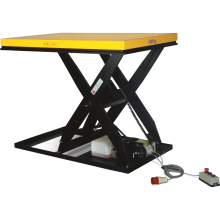 Scissor Lift Table Entry-level (Electric) Astrolift