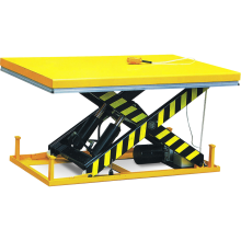 Scissor Lift Table Mid-level (Electric) Astrolift