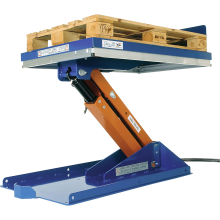 Tilting Lift Table Arm-lift (Electric) Astrolift