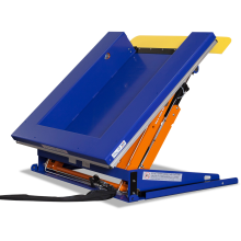 Tilting Lift Table Arm-Lift Low (Electric) Astrolift