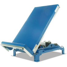 Tilting Lift Table Hinged (Electric) Astrolift