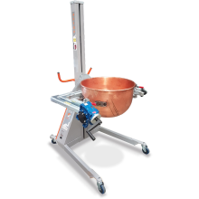 Bowl Lifter (Electric-Lift) Astrolift