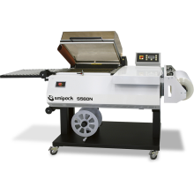 Manual Hood Sealer with Automatic Discharge Astrolift
