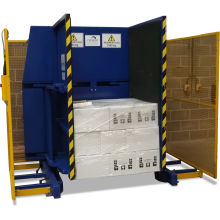 Pallet Changer Non-Inversion (Non-Tipping) Astrolift