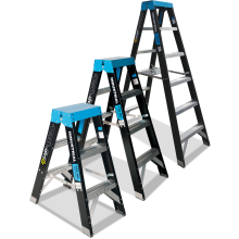 Step Ladders - Fibreglass Astrolift