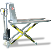 Highlift Pallet Trucks (Stainless Steel) Astrolift