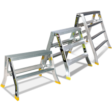 Step Ladders - Heavy-Duty Wide  Astrolift