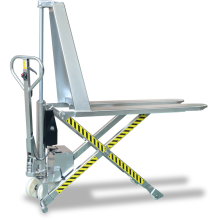 Highlift Electric-lift Pallet Trucks (Stainless Steel) Astrolift