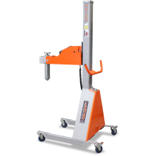 Electric Core Grip Roll Lifter Astrolift