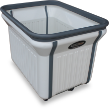 Large Wheeled Bins (White) Astrolift