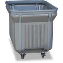 Large Wheeled Bins (Grey) Astrolift