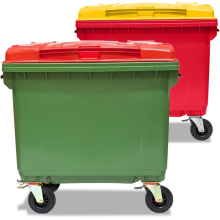 Wheelie Bin (4-Wheel) Astrolift