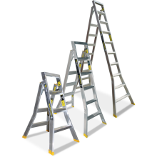 Step-Extension Ladders - Heavy-Duty  Astrolift