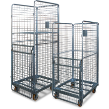 Cage Trolley (Split-door) Astrolift