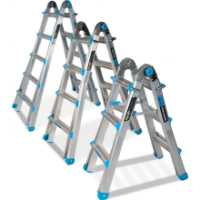 Step Ladders - Telescopic  Astrolift