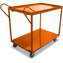 Order-picking Trolley (2 Shelf) Astrolift