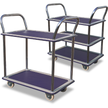 Order-picking Trolley (2-3 Shelf) Astrolift