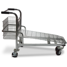 Shopping Trolley Platform  Astrolift