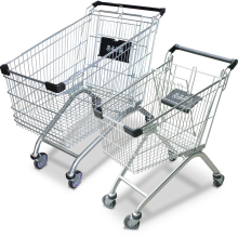 Shopping Trolley  Astrolift