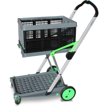 Shopping Trolley Folding (Plastic) Astrolift