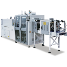 Bundle Wrapper In-line (Collation, Sorting, Pad Insert) Astrolift