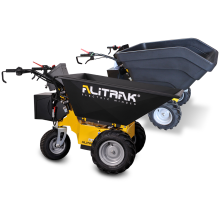 Electric Dumper - Skip Mini Astrolift