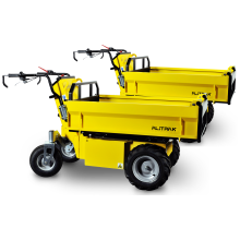 Electric Dumper - Flatbed Astrolift