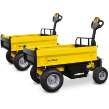 Electric Transporter - Flatbed Astrolift