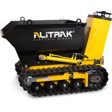 Electric Dumper - Skip on Tracks Astrolift