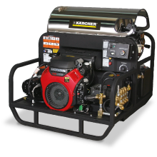 Hot Water Blaster Petrol-Engine (High Pressure) Astrolift