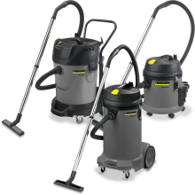 Wet and Dry Vacuum Cleaner Astrolift