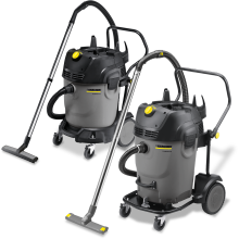 Wet and Dry Vacuum Cleaner (Filter-Cleaning)  Astrolift