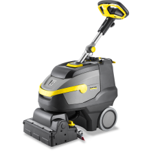 Brush Floor Scrubber (Cordless)  Astrolift