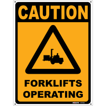 Forklifts Operating Astrolift