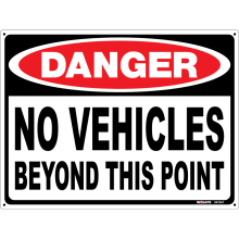 No Vehicles Beyond This Point Astrolift