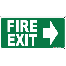 Fire Exit Right Astrolift