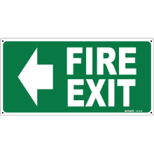 Fire Exit Left Astrolift