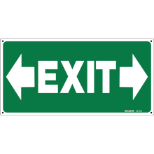 Exit Left Right Astrolift