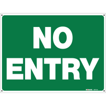 No Entry Astrolift