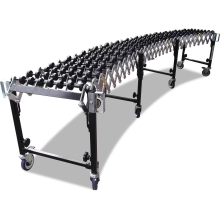 Flexible Skate Wheel Conveyor Astrolift