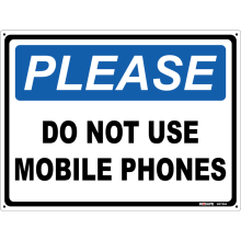 Please Do Not Use Mobile Phones Astrolift