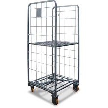 Cage Trolley (Two Sided - Nesting) Astrolift