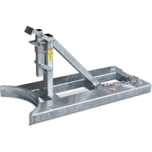 Drum Lifter - Beak-Grip Forklift Attachment (Single) Astrolift